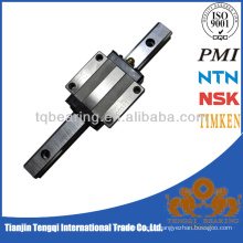 ball chain and heavy load type PMI linear guideways