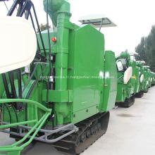 Le riz de l'équipement de machines agricoles combine la récolte