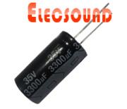 Elecsound capacitor