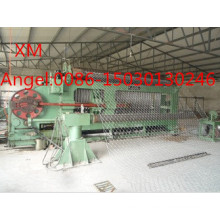 4.3m Width Double Wire Gabion Box Making Machine