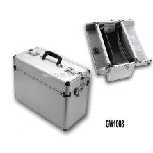 nouvel arrivage!!! Mallette aluminium forte & portable de haute qualité de Chine usine