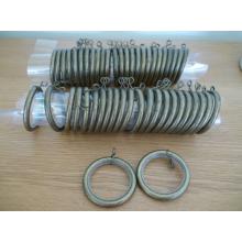 50MM Wholesale Silent Metal Eyelet Curtain Rings