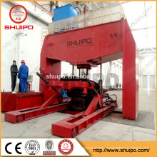 Sheet Metal Rolling Machine tank head pressing machines