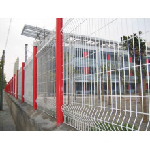 ISO 9001 Triangle Bending Welded Mesh Fence