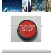 Botón del ascensor, botón del ascensor, botón del ascensor