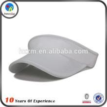 100% cotton twill visor
