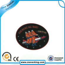 China Manufacturer High Quality Embroidered Patches