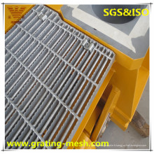 Grille à grille en acier serré / Grille à barre d'acier / grille de grille / grille en acier
