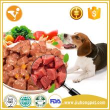 Vente chaude et santé, nourriture pour chien, nourriture pour animaux en conserve