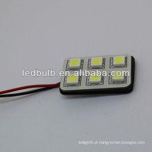 Lâmpada de substituição para lâmpada interior do carro