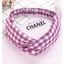 Fashion Women Hair Accessories Headband Hair Wrap Knot Hair Band Custom Printed Headband