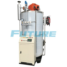 2016 New Vertcial Oil/Gas/LPG Fired Steam Boiler for Washing
