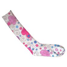 Männer Frauen Kompression Socken mit Nylon Druck (ylp-1)