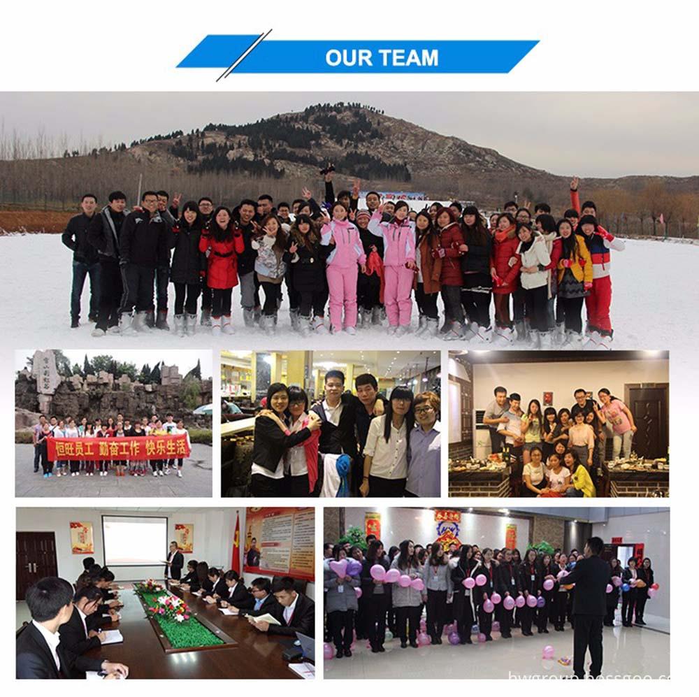 concrete polishing machine company team