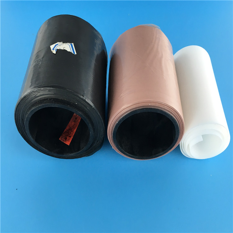 colored ptfe roll
