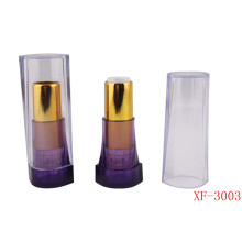 Charming Young Girl Lipstick Tube Empty