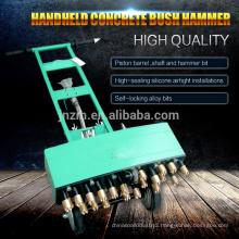 handheld concrete bush hammer for concrete ground spilke hammer