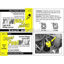 Super fuel max ,saver money , Up to 30% Increase in Engine Life
