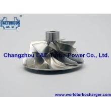 RHF55 Billet/MFS /Milled Aluminum Compressor Wheel