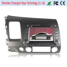Navegador del coche del sistema de los multimedias del coche para Honda Crider