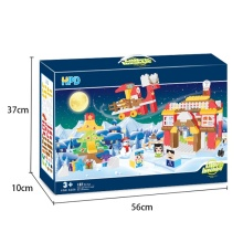Educational Building Bricks Set Toy