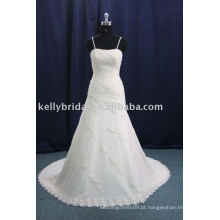 2012Imported Quality Lace Elegant Wedding Gown