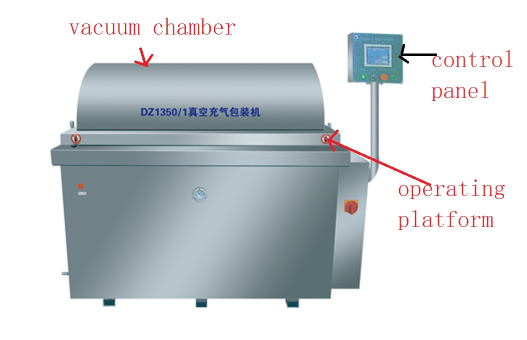 Output in Quantity Large Packing Machine