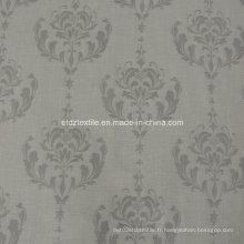Tissu européen en rideau en polyester poli 6020 #