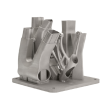 Metal parts 3d printing service