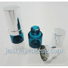 Металлическая безвоздушная бутылка