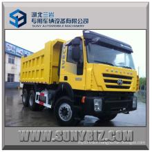 390HP Iveco Genlyon 6X4 Heavy Dump Truck