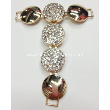 2013 Fashion Rhinestone Chain Sandals, Fashion Garment Accessories