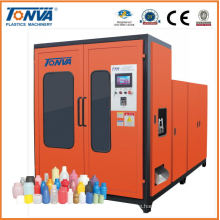 5L Cosmetic Bottle Plastic Extruder Blow Moulding Machine