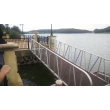 High Quality Durable Floating Pontoon for Sale aluminum pontoon float