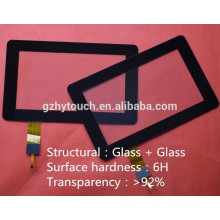 for making machine Customized large and small size capacitive touchscreen