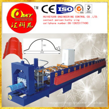 High Quality Metal Crest Tile Making Machine Made in China