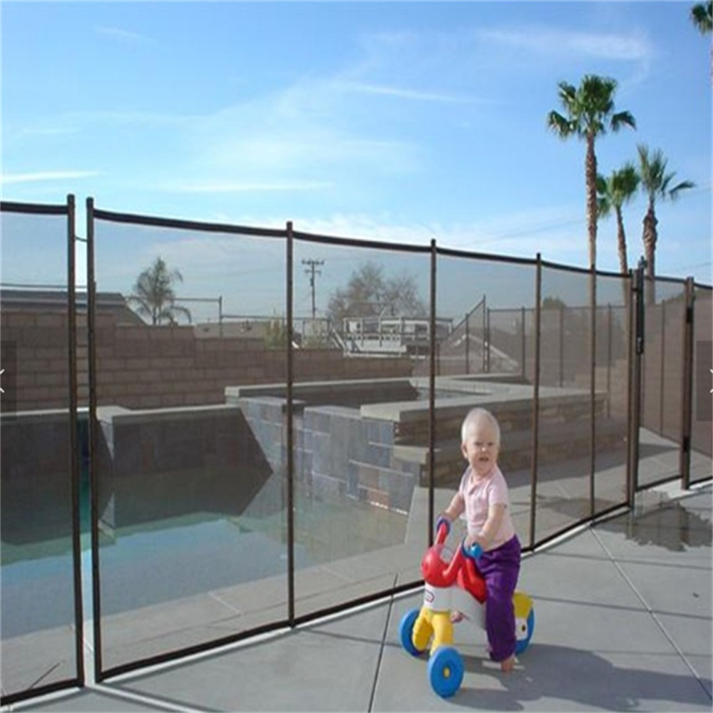Baby Safety Pool Fencing Design