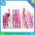 Tubos cerâmicos de soldagem TIG para tochas de soldagem tig