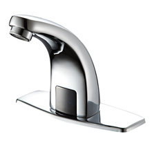 F017 Commercial Automatic Tap Sensor Electric Water mixer  Bathroom Sensor Faucet