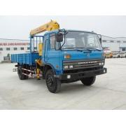 Used kuckle boom trucks crane for sale
