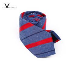 Hand Made Italian Wholesale Cheap Custom Woven Mens Skinny Polyester Neck Silk Tie