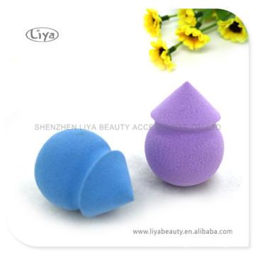 Usine fournisseur peau bleue Foundation Sponge