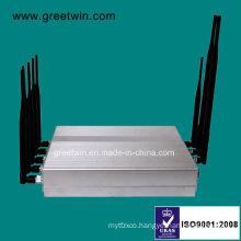 Mobile Phone Signal Jammer/ RF Jammer (GW-JB8)