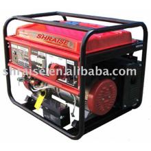 Essence / générateur d'essence de 1kw à 6kw (groupe électrogène essence portable)