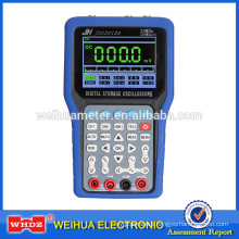 Oscilloscope with Large Screen Handheld Digital Oscilloscope and Multimeter 2 in 1 Function Auto-range Scopemeter WH3012