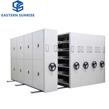 Wholesale Movable Steel Compact Shelves for Archive