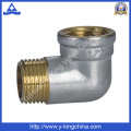 Male Brass Elbow Connector Fitting (YD-6030)