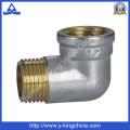 Macho latão cotovelo conector montagem (yd-6030)