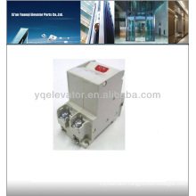 Mitsubishi elevator plc CP30-BA 15A, 2POLE