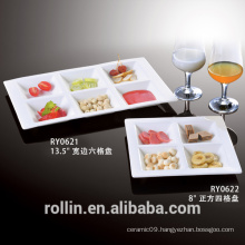 LFGB,FDA,SGS Certification and Dishes & Plates Dinnerware Type fruit plate pictures